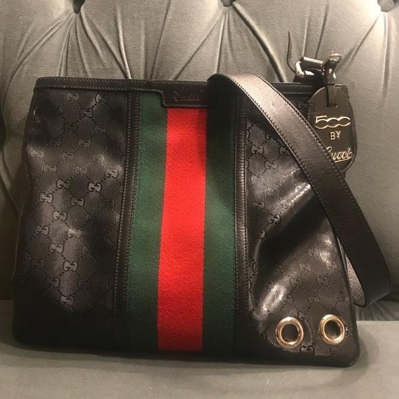 f6ef8a38699816 Gucci Bags   Imprime Web Monogram 500 Messenger   Poshmark